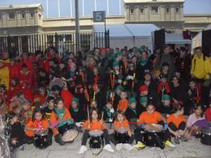 Festa dels súpers 2012 - diables infantils Àngels Diabòlics